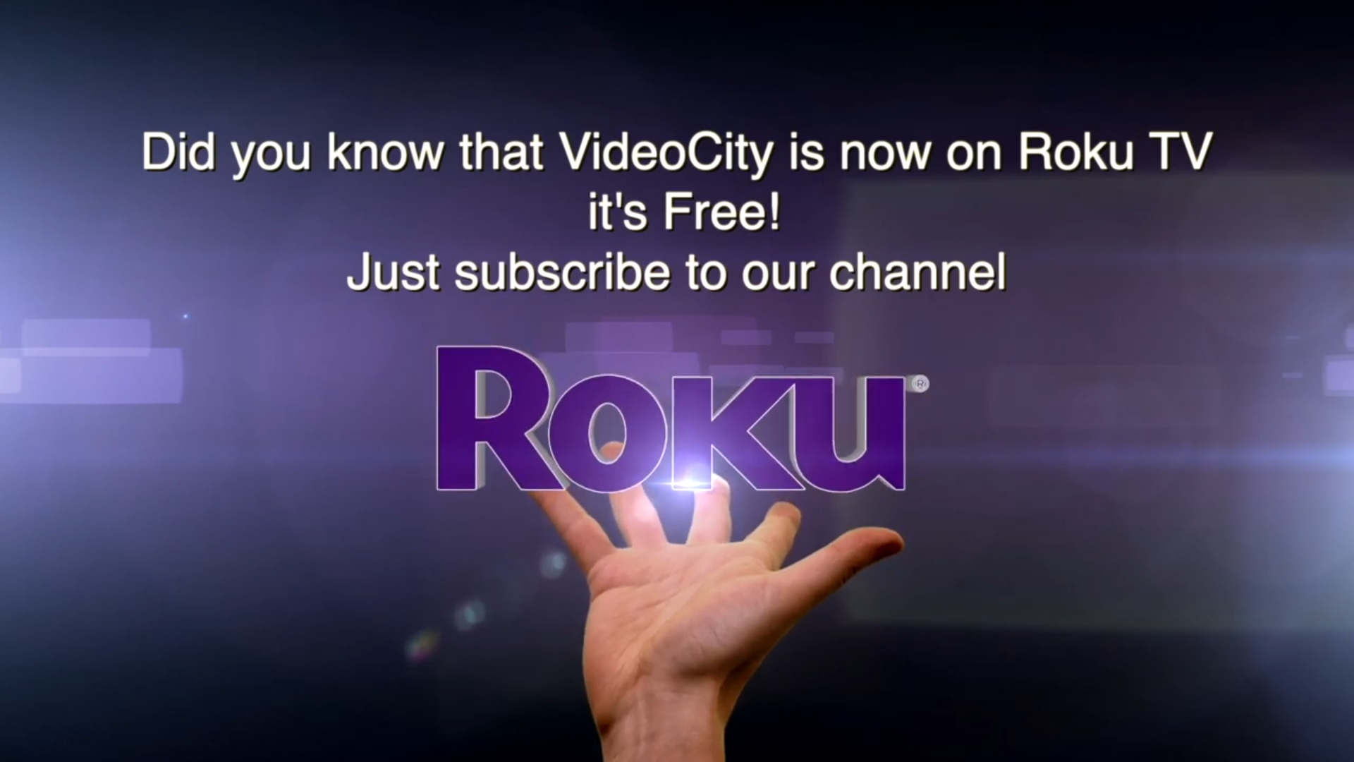 VideoCity Is Now On Roku